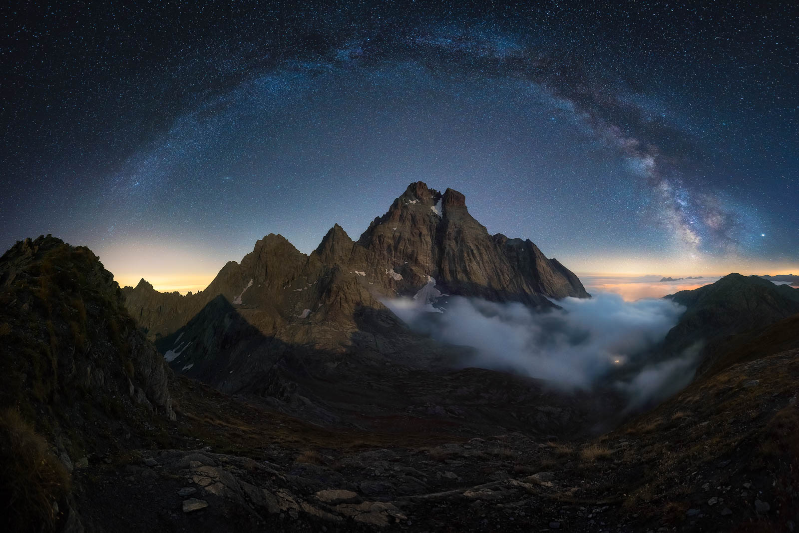 PARCO DEL MONVISO - NIGHT PHOTOGRAPHY